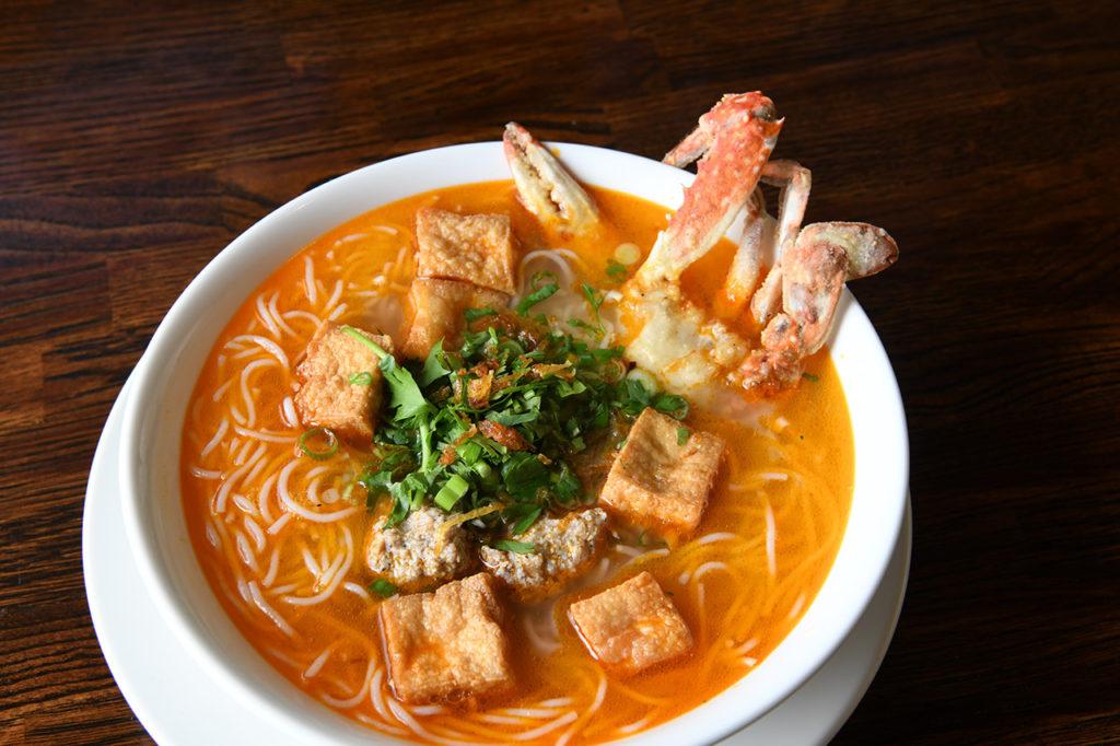 Vietvana - seafood pho soup