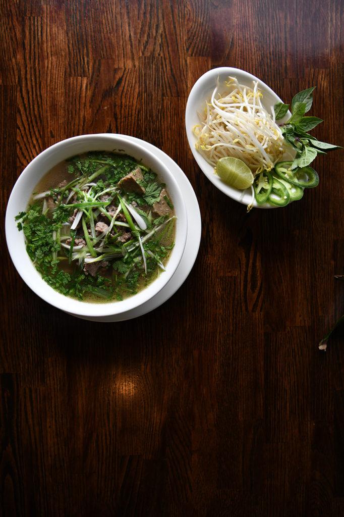 Vietvana - fresh pho noodle soup vietnamese